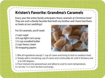 Cookies---caramels--Kristen