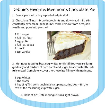 Cookies---chocolate-pie---Debbie