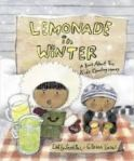 money lessons lemonade in winter ej