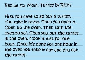 Turkey-recipe