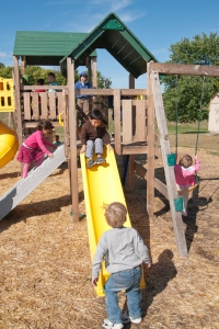 Outside-playground