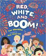 Red white and boom