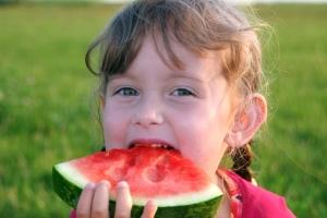 wonderful watermelon-eating