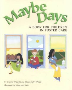 Books-Maybe Days Foster Care