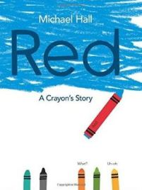 Books-Red Crayon Story
