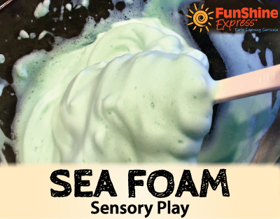 Sea-Foam-Sensory-Play