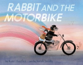 Rabbit and the Motorbike
